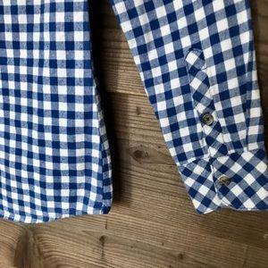 Johnnie b Tops - Johnnie b Button Up Flannel 100% Cotton Sz S